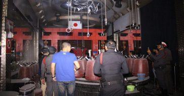 Пожар в Iron Club на Волкинг Стрит в Паттайе