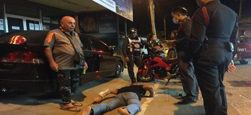 Россиянина дважды арестовали за причинение ущерба кондоминиуму на Джомтьене