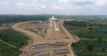 Новая автомагистраль Паттайя – Районг: план сдачи - 2019 год