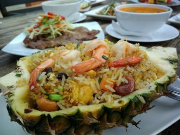 вкусно поесть в Паттайе
