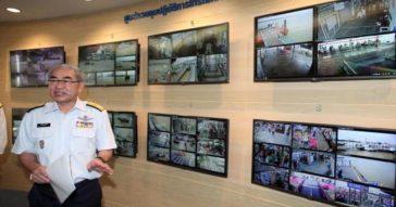Бангкок возьмут под охрану в дни кремации Короля