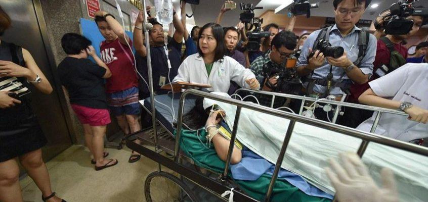 Что делать, если иностранец умер в Таиланде