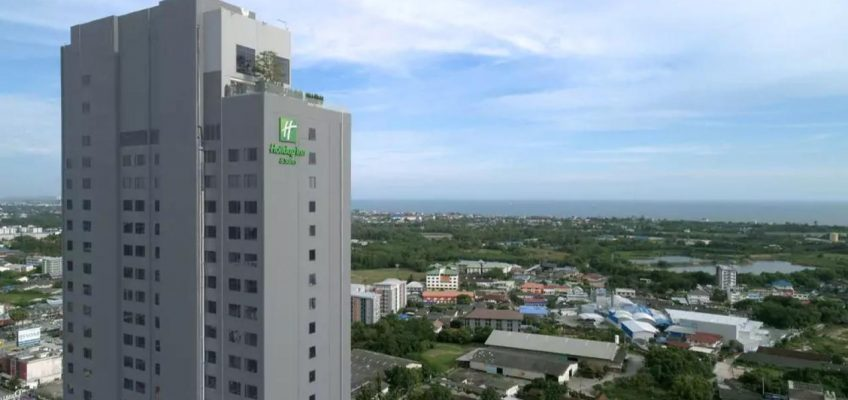 Holiday Inn — теперь и в Районге!