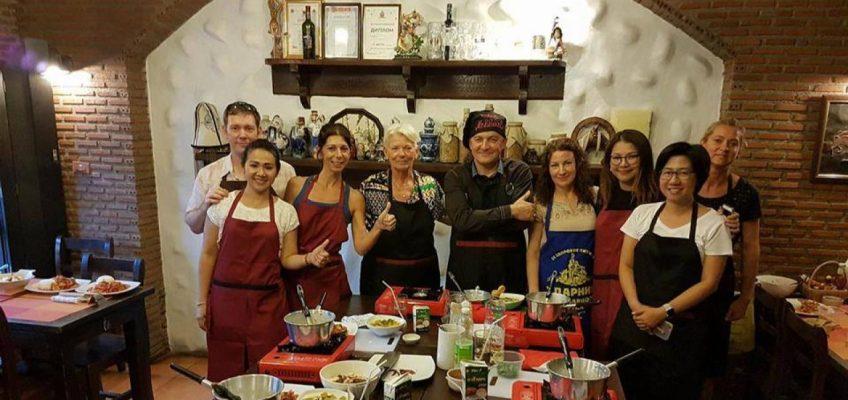 Кулинарная школа в Паттайе — готовим тайские блюда сами