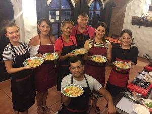Кулинарная школа в Паттайе