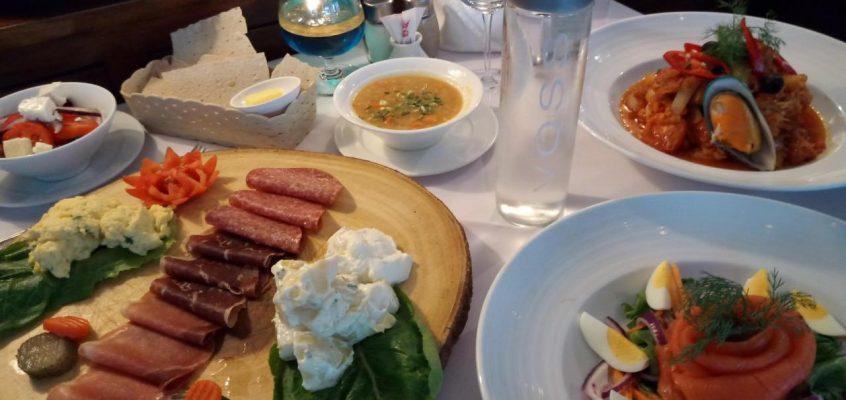Linda's Restaurant — ресторан скандинавской кухни в Паттайе