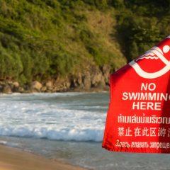 На Пхукете в Таиланде закрыли все пляжи