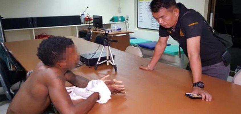 Преступник, стрелявший в россиянку в Таиланде, задержан 1 сентября