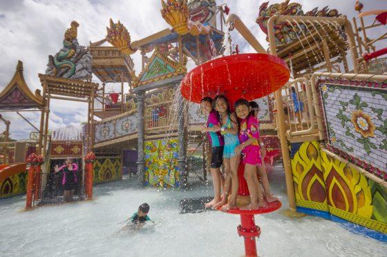 Рамаяна - удивительный аквапарк в Паттайе