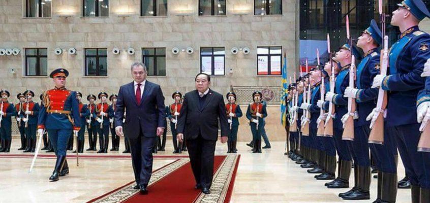 Россия и Таиланд - укрепление военно-технического сотрудничества