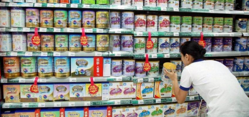 В Таиланде запрещают детские молочные смеси