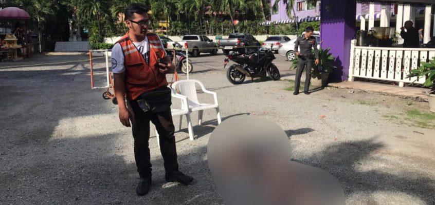 Жительница Иркутска выпала из отеля в Паттайе (ВИДЕО)
