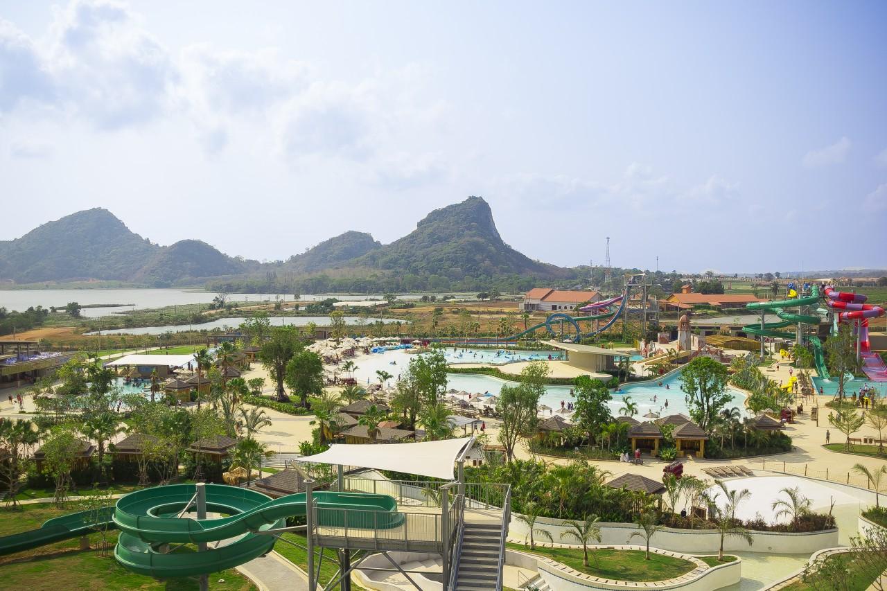 аквапарк Рамаяна