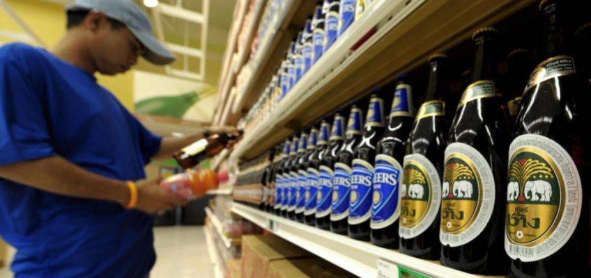 В Таиланде резко подорожал алкоголь и сигареты