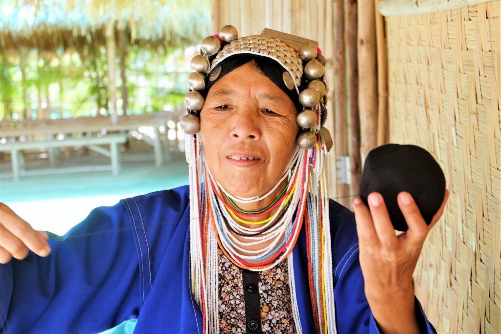 Этническая деревня племени Карен в Паттайе
