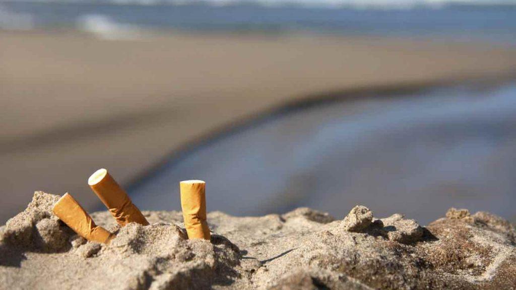 Новый запрет в Таиланде - нельзя курить на пляже