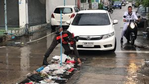 В Таиланде идут сильные дожди