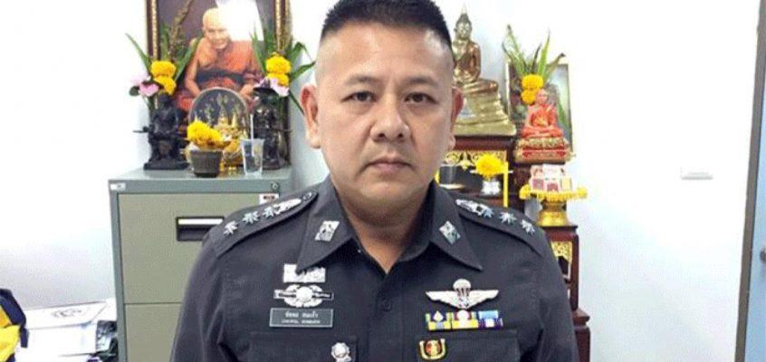 Новое воинское приветствие в Таиланде