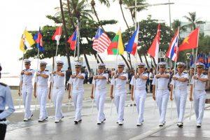 Программа военно-морского парада в Паттайе 19 ноября 2017 (5)