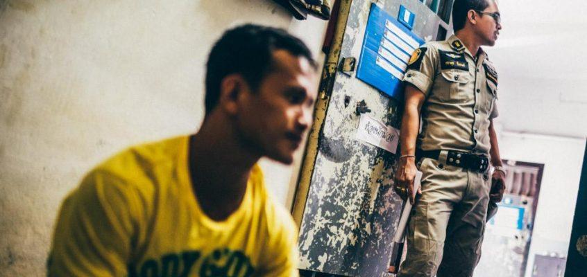 Тюремный скандал — в Таиланде уволили 14 надзирателей за должностные преступления