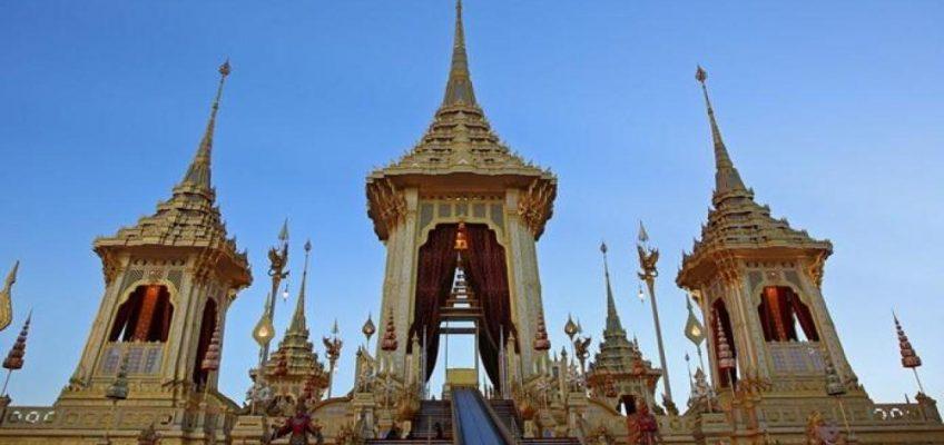 Королевский крематорий перенесут из Бангкока