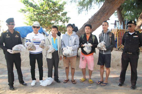 Курить на пляжах Таиланда запрещено