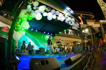 Новогодняя ёлка в Паттайе - пивной фестиваль