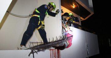 Россиянин выпал с балкона в кондоминиуме в Паттайе и напоролся на штыри