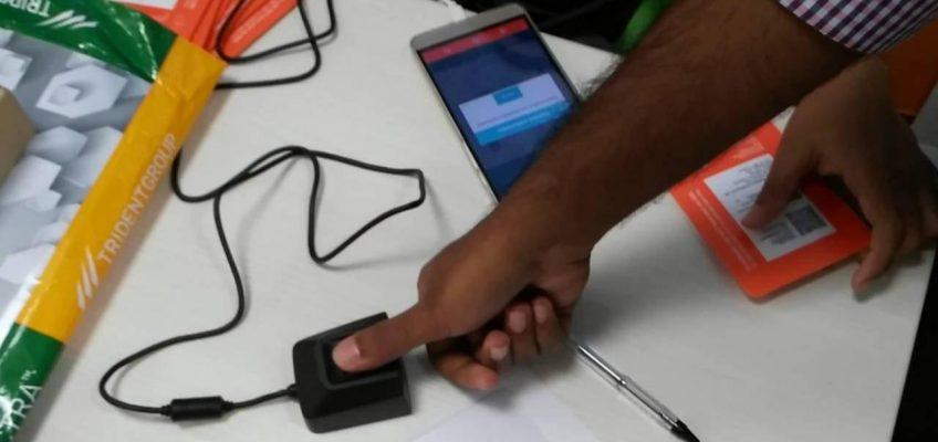 SIM-карты в Таиланде будут выдавать по отпечатку пальца
