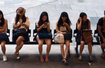 Таиланд занимает первое место в мире по использованию мобильного интернета