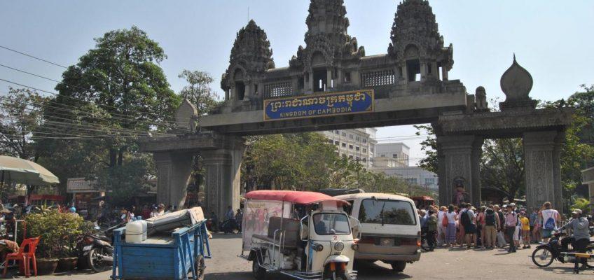 В Таиланде задержали россиянина при попытке перейти границу со стороны Камбоджи
