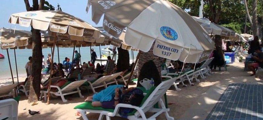 пляжи в Паттайе
