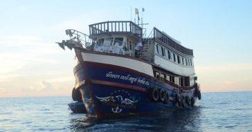 114 туристов из России спасли на море в Паттайе
