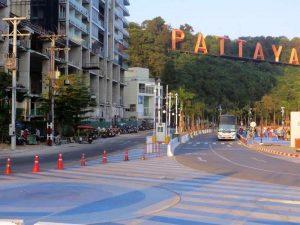 Изменения на дорогах Паттайи