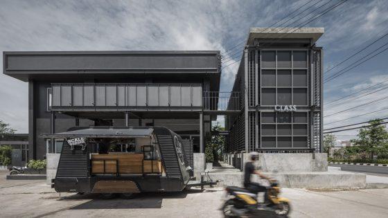Кафе CLASS. Бурирам, Таиланд