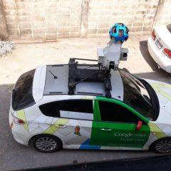 Машина Google Maps в Паттайе (ВИДЕО)