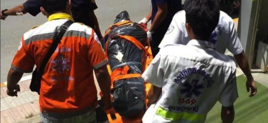Россиянин насмерть сбил британца на Самуи, Таиланд