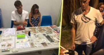 Россиянку задержали с наркотиками в Таиланде
