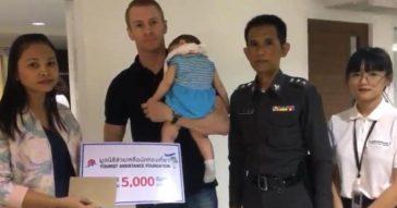 Семьям погибших в ДТП с участием россиянина в Паттайе выплатили по 5 тысяч батов