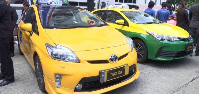 Таиланд запустит свой «Убер», с кнопкой и зелёным огоньком