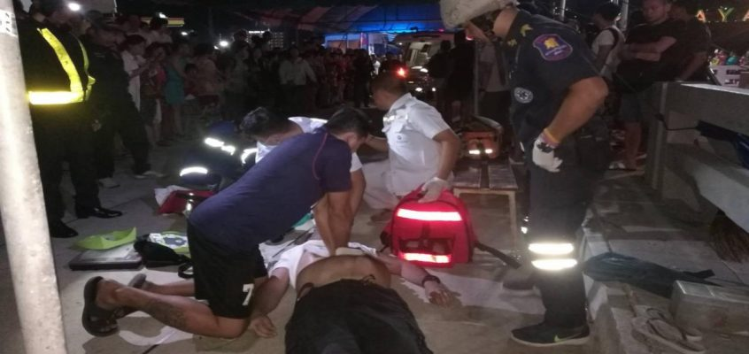 Турист умер после удара током в Таиланде