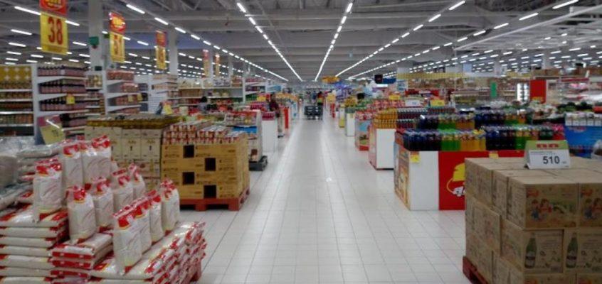 Импорт продуктов питания в Таиланд