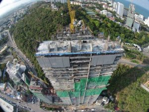Необычные здания в Паттайе и Бангкоке