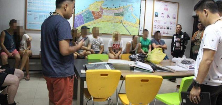 Секс-инструкторов из России задержали в Паттайе