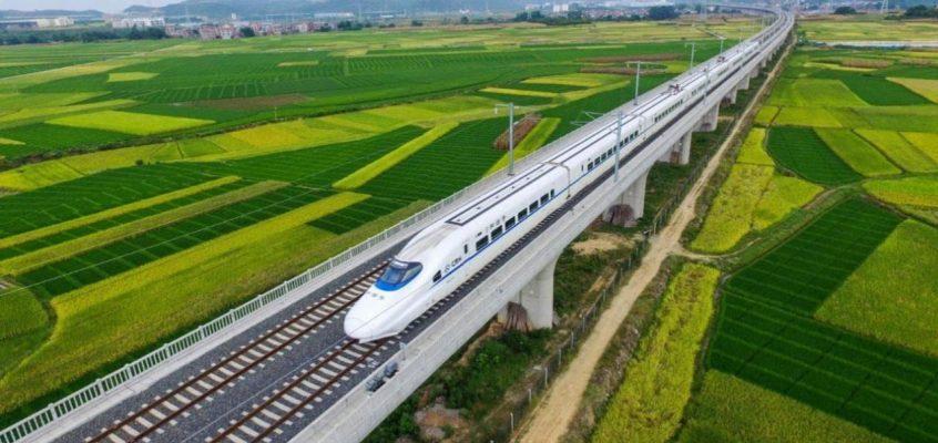 Скоростная железная дорога в Таиланде Донмыанг - Суварнабхуми - У-Тапао