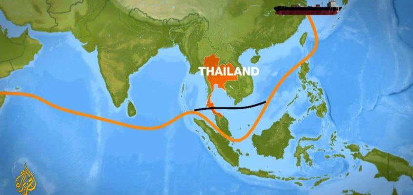 Таиланд намерен построить 100-километровый судоходный канал
