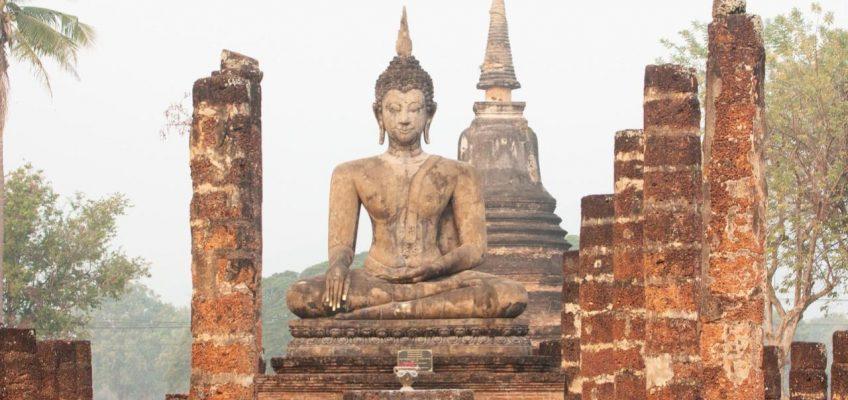 Турист вернул в Таиланд похищенные им кирпичи из Аюттхаи