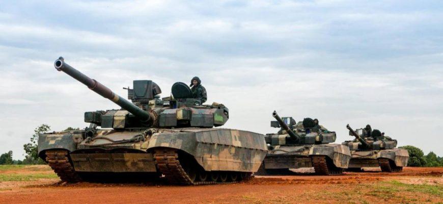 В Таиланде построят завод для ремонта китайской бронетехники