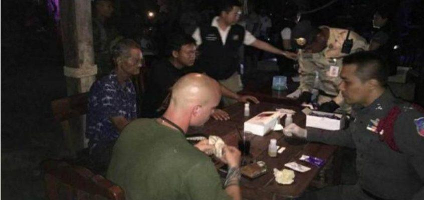 Курили травку в Таиланде