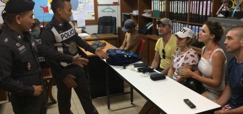 На Пхукете у россиянки Анджелины Беловой украли вещи, пока девушка купалась в море